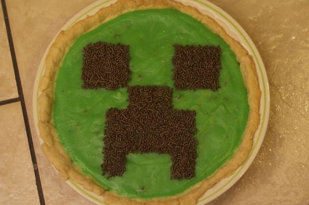 Creeper Pie