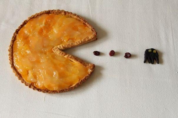 Pacman Pie