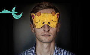 Cute Animal Sleeping Masks To Protect Your Dreams From Evil Spirits