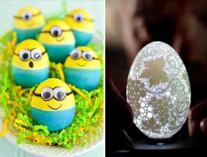 Wonderful Easter Eggs From All Over The World