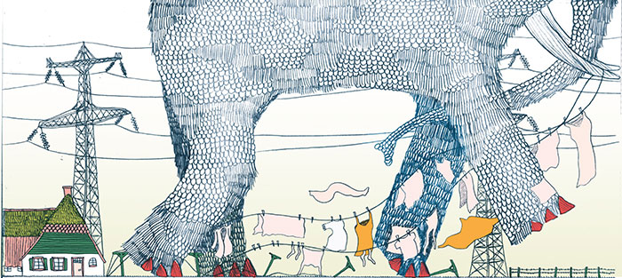 A Great Thing: An Illustrated Story About A Sad Elephant's Life