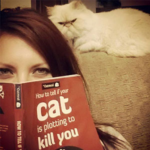 How To Tell If Your Cat's Secretly Planning To Kill You