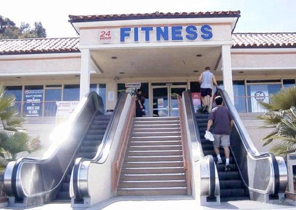 Lazy Gym Members