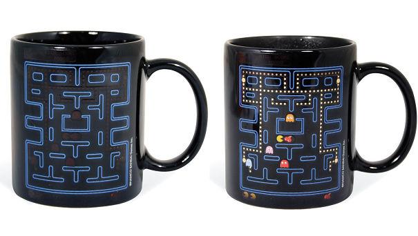 Pacman Magic Mug