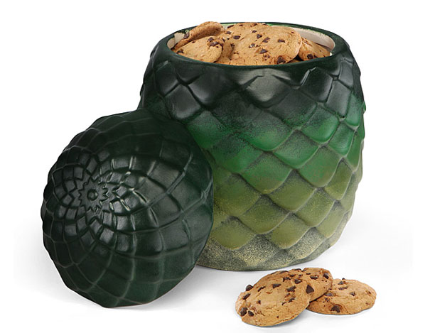 Game Of Thrones Dragon Egg Cookie Jar