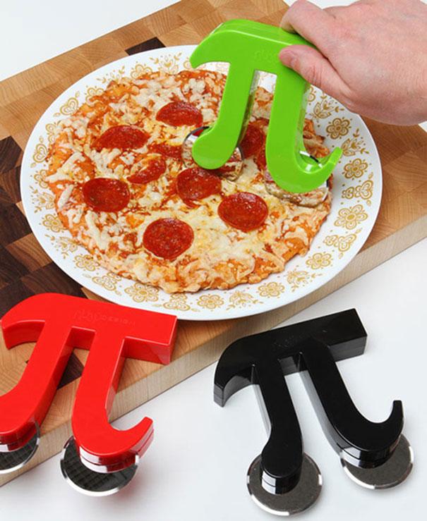 Pi Pizza Cutter