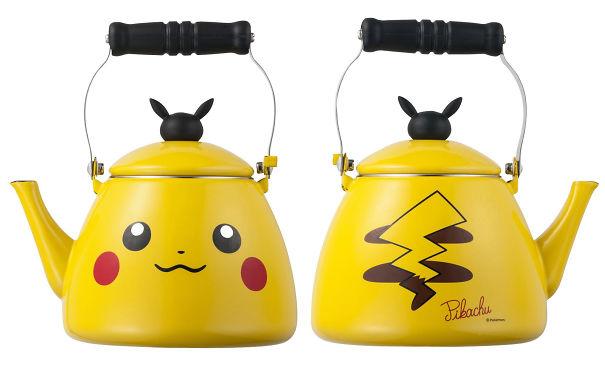 Pikachu Teapot