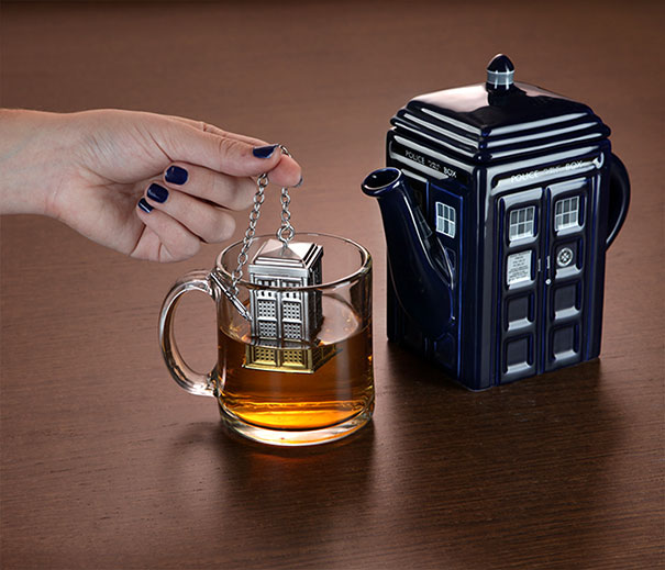 Doctor Who Tea Infuser