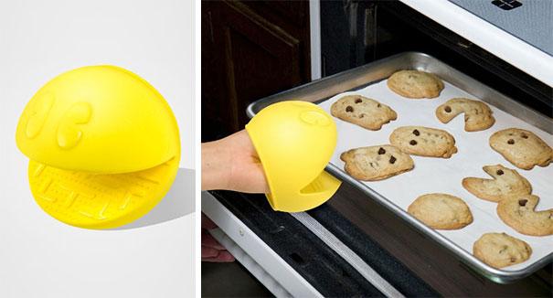 Pac Man Oven Mit