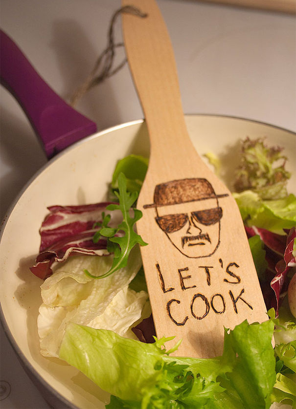 Breaking Bad Spatula