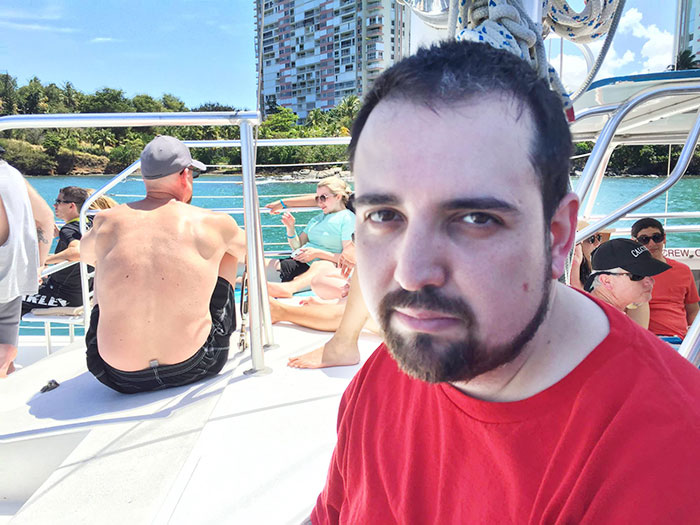 White girl dating puerto rican guy