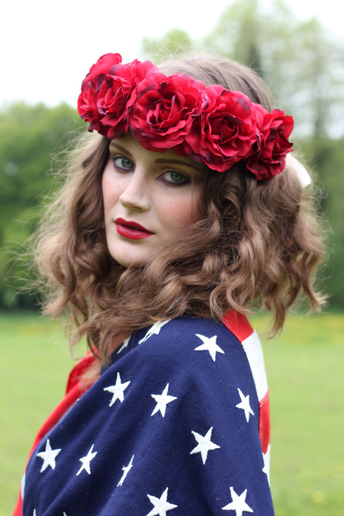 The Most Beautiful Flower Crowns For Spring 2015