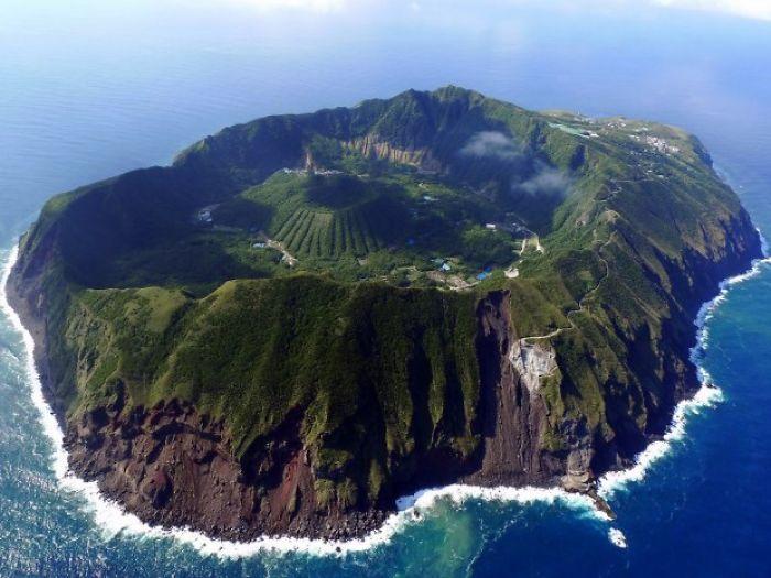 Aogashima Volcano, Japan