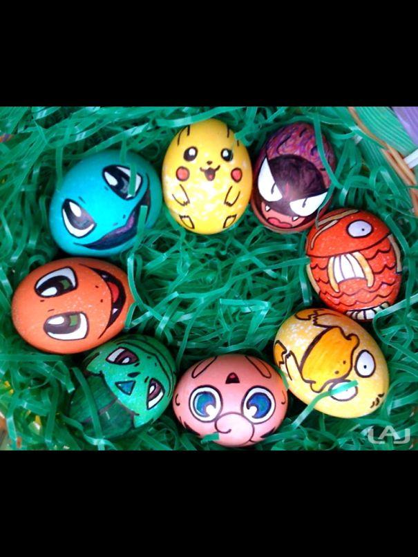 Everyone Makes Amazing Eggs