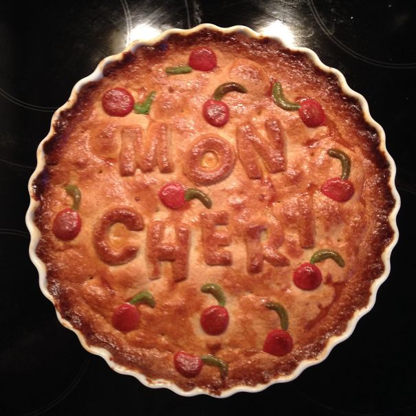 Cherry Pie For Anja
