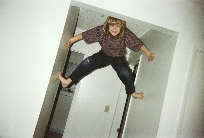 Now Who Is Climbing The Walls!?