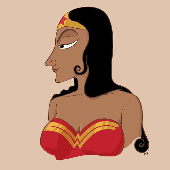 Superheroes Reimagined As People From India