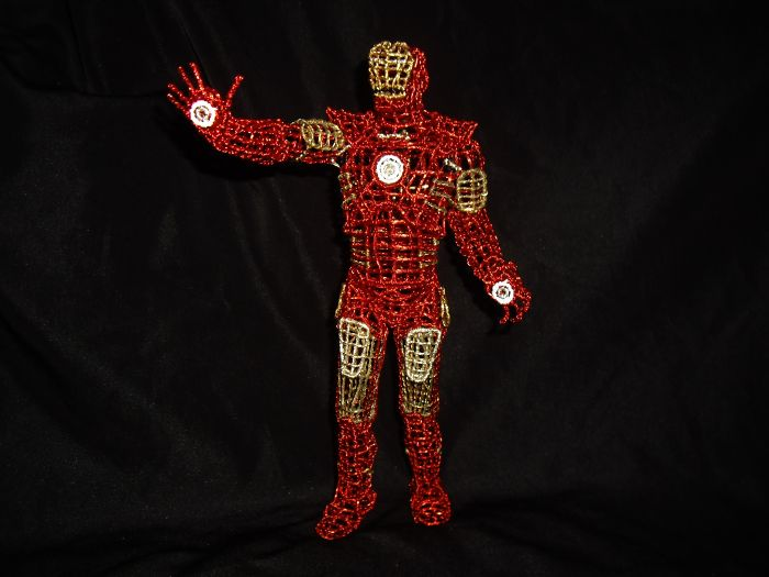 Stop In The Name Of Iron Man!