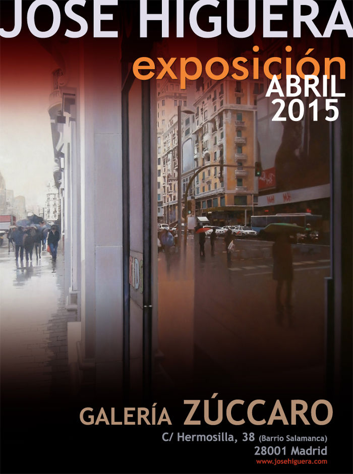 Solo Exhibition By Jose Higuera