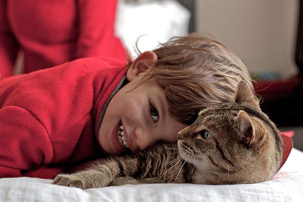 Kid N' Cat