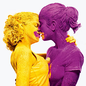 Love Is Colorful: Paint Ads Show That Love Comes In All Shapes And Colors