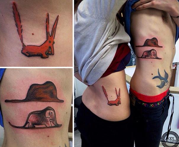 Little Prince Tattoos