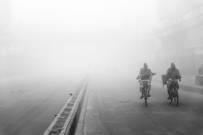 Misty Pictures Of Winter In Bangladesh