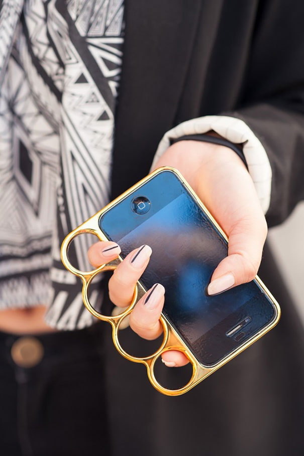 Knuckle Phone Case