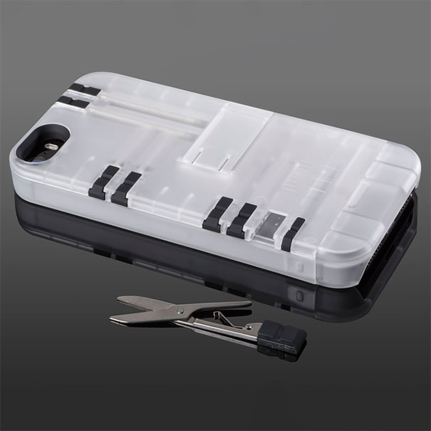 Multi-tool Utility Case For Iphone