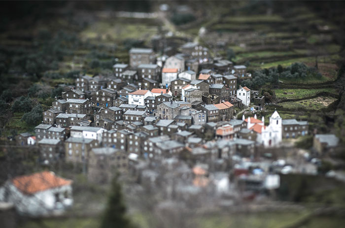 A Portuguese Village Piodão Is A Hidden Place In My Country