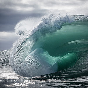 I Capture The Majestic Power Of Ocean Waves