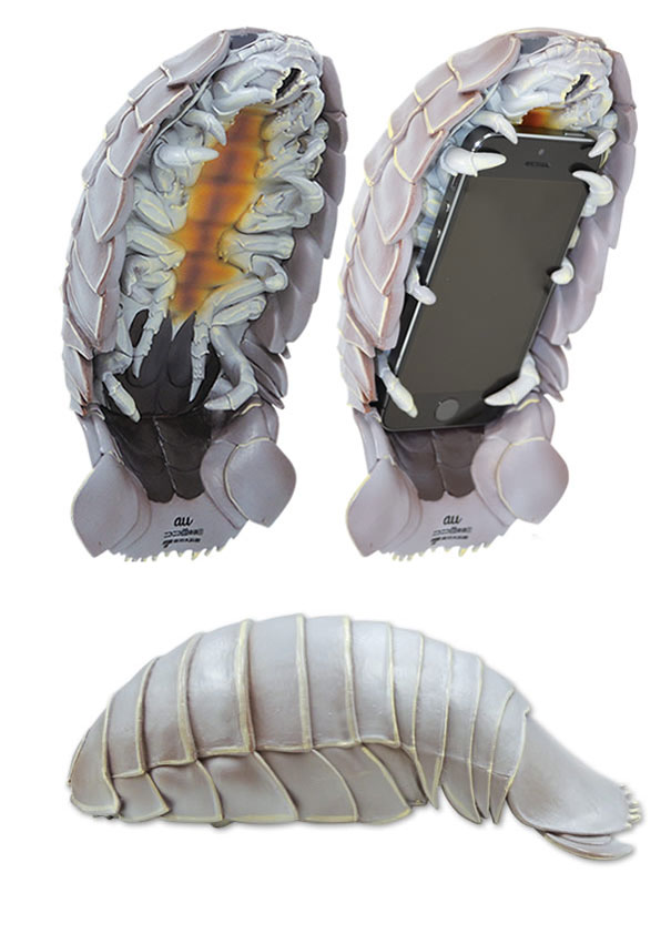 The Isopod Phone Case