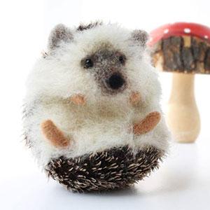 I Create Lifelike Needle-Felted Animal Sculptures