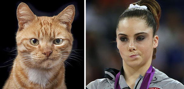 Cat And Mckayla Maroney