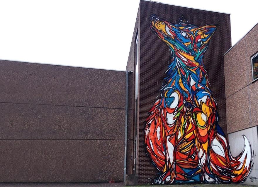street-art-geometric-line-animals-dzia-belgium-19