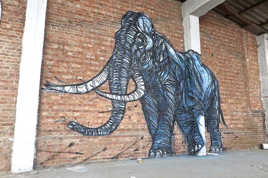 street-art-geometric-line-animals-dzia-belgium-2