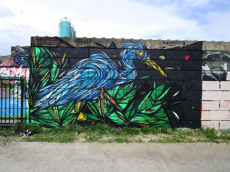 street-art-geometric-line-animals-dzia-belgium-8