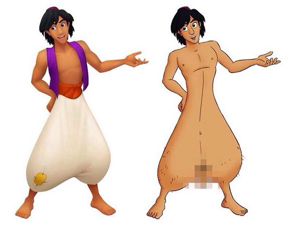 Aladdin's Secret