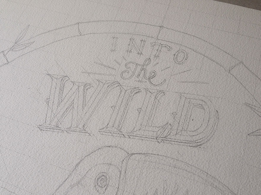 typography-stippling-linework-into-the-wild-xavier-casalta-5