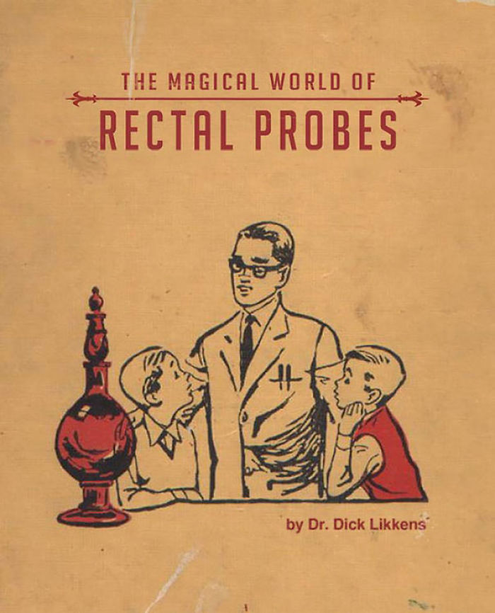 The Magical World Of Rectal Probes
