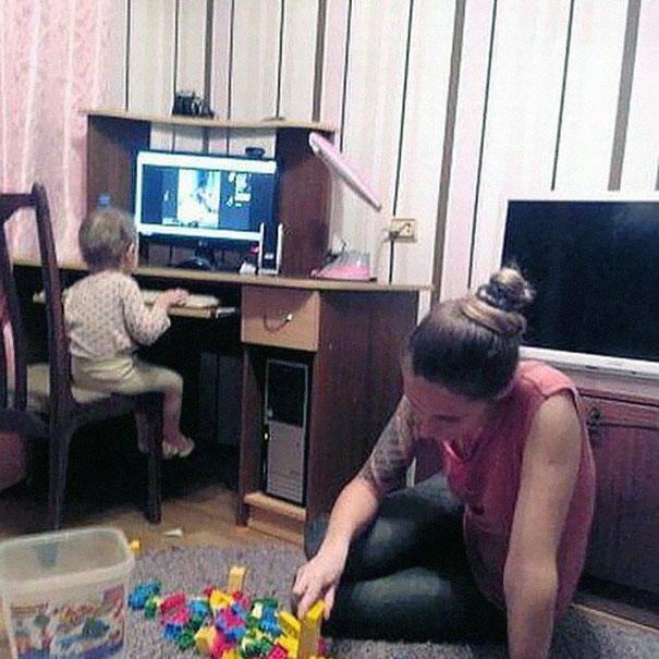 Children Like Spending Time Together