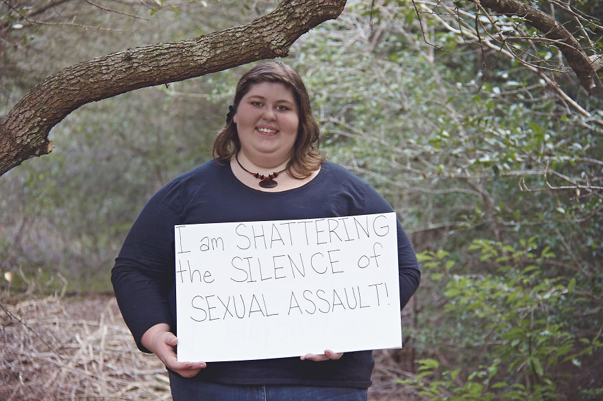 I Am Speaking Out For Every Sexual Assault Survivor