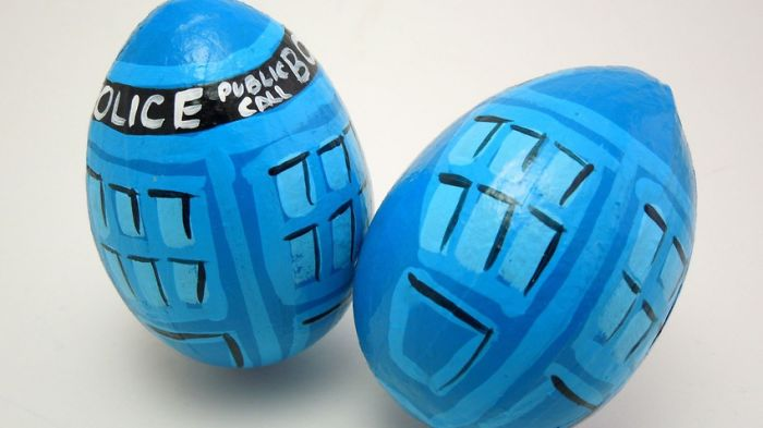Easter Is Coming! What Are Your Geeky Easter Decorations?