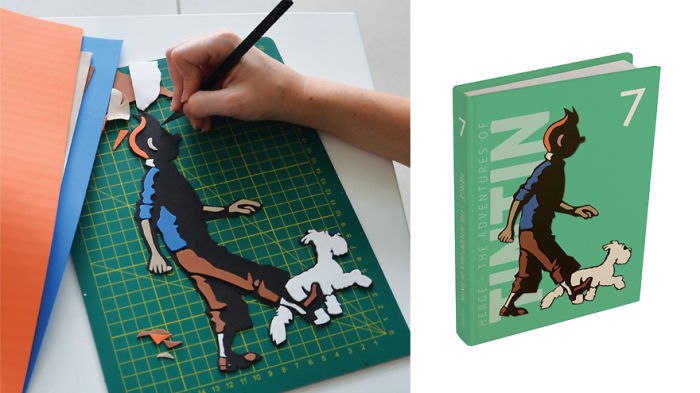 Iconic Books And Films Reimagined As Handmade Works Of Art