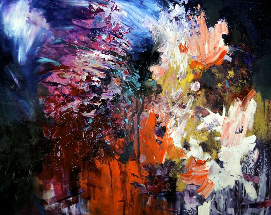 Examples Of Modern Art Paintings