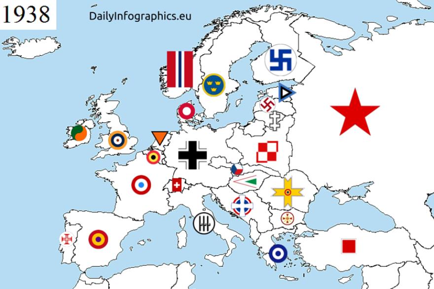 Alternative Map Of Europe.Six Alternative Maps Of Europe Bored Panda