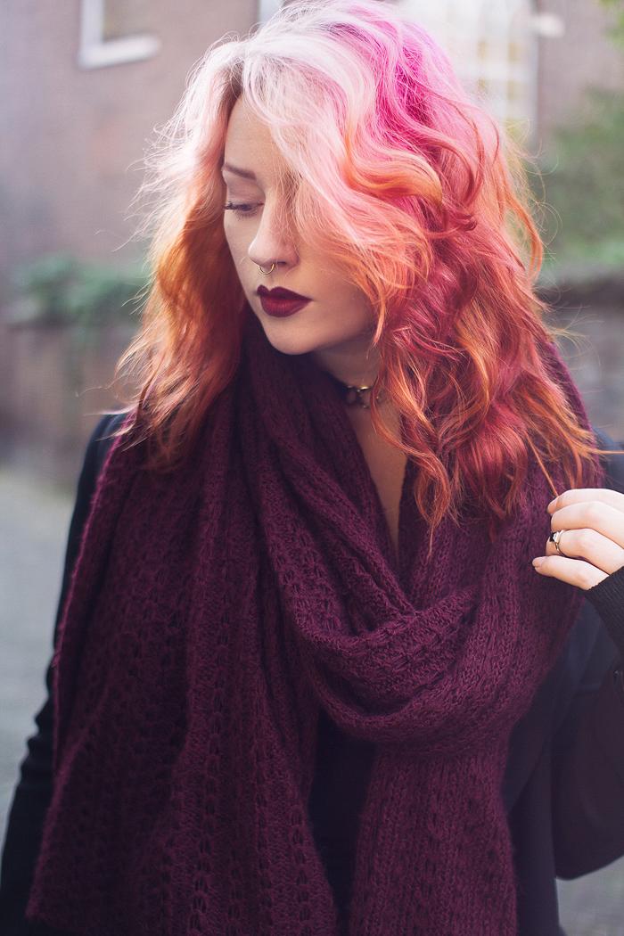 Warm Pastels