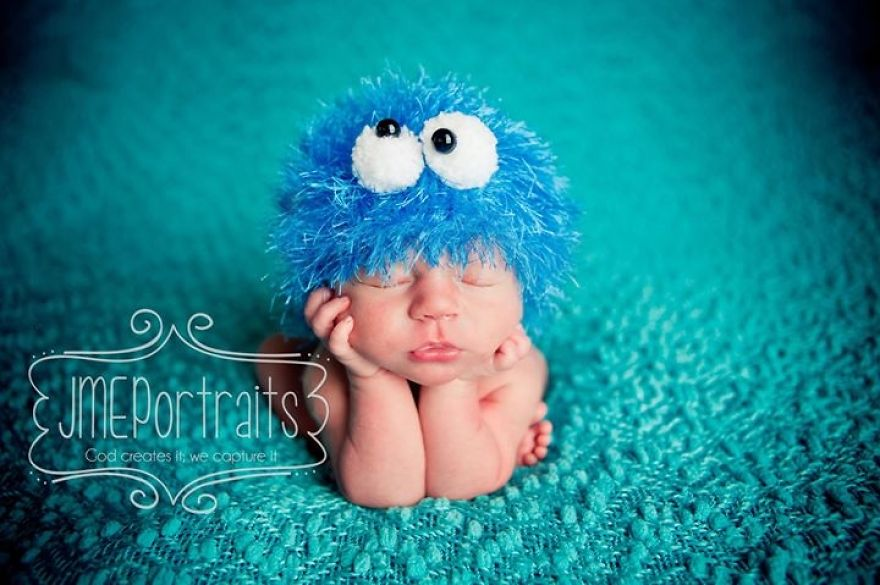 Cookie Monster By Jme Photography