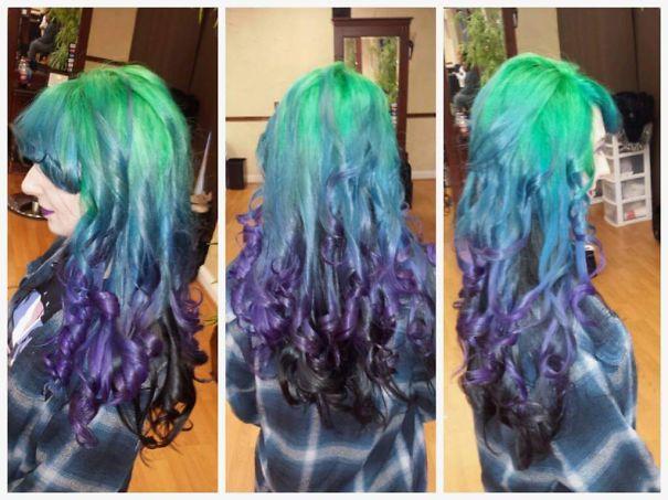 Www.styleseat.com/kelseykontak Neon Unicorn