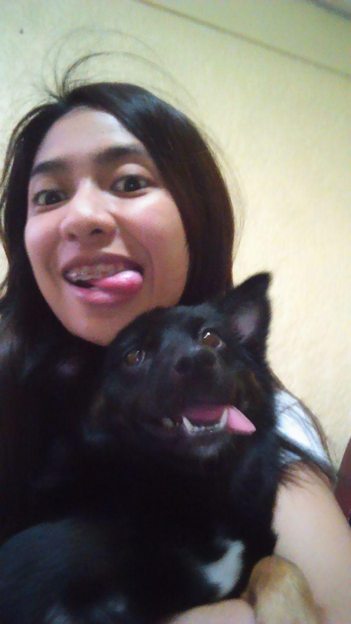 Wacky Dog And Wacky Owner!